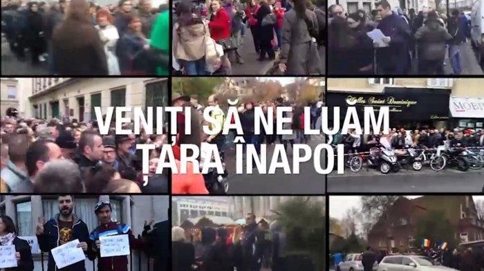 Mii de români, umiliţi la cozile ruşinii din Diaspora. Fiţi eroi în turul doi