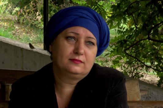 """""""Sunt Jeni. Medicii mi-au mai dat doi ani de trăit. Merg la vot pentru că eu cred în viitorul României"""""""