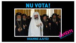 Nu vota! Doamne ajută!