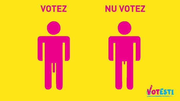 Votant vs. Nevotant