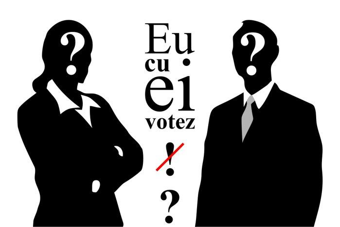 Eu cu ei votez!?