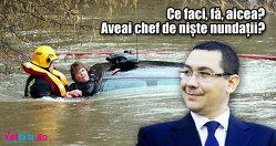 Chef de inundaţii?