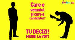 Candidat vs. votant