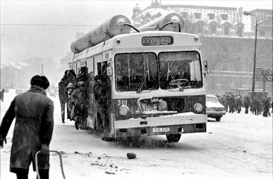 1989, anul disperării, anul Revoluţiei