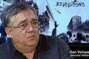 """Generalul Dan Voinea, invitat special la GÂNDUL LIVE. """"Una dintre cauzele pentru care nu toate dosarele au mai ajuns în instanţă este aceasta: după decembrie 1989 administraţia comunistă a rămas la putere"""""""