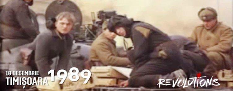 """18 decembrie 1989. Noaptea """"Trandafirului"""" - Morţii Timişoarei sunt furaţi din morgă şi incineraţi la Bucureşti, din ordinul Elenei Ceauşescu"""