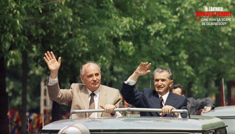 În căutarea revoluţiei pierdute. Episodul 3 - Cine voia să scape de Ceauşescu?