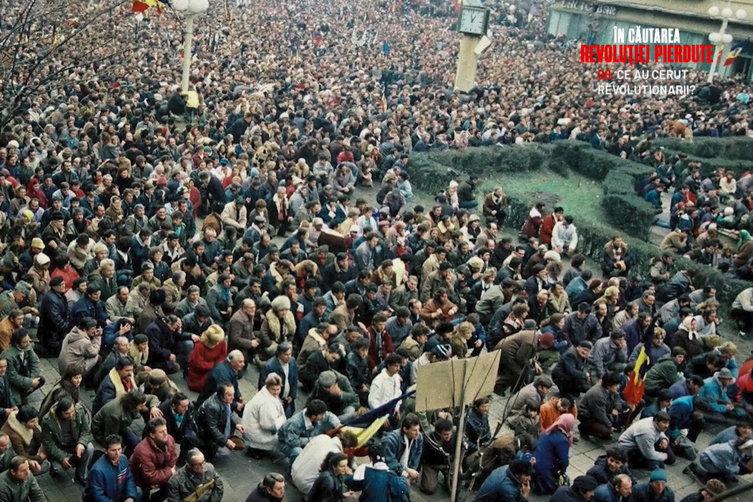 În căutarea revoluţiei pierdute. Episodul 8 - Ce au cerut revoluţionarii?