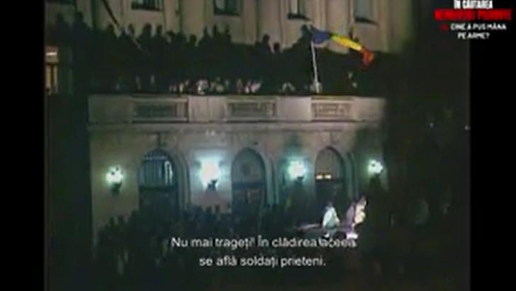 În căutarea revoluţiei pierdute. Episodul 14 - Cine a pus mâna pe arme?