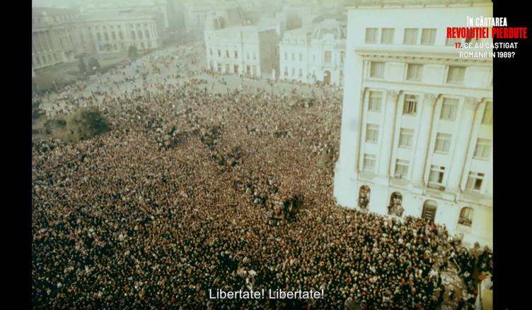 În căutarea revoluţiei pierdute. Episodul 17 - Ce au câştigat românii în 1989?