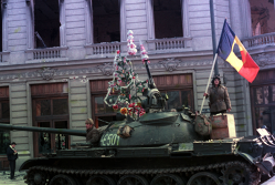 Imagine dezolantă a Capitalei - 24 decembrie