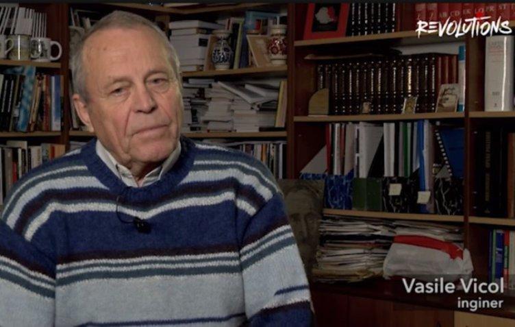 """IAŞI 1989. Vasile Vicol, disident: """"Nu m-am gândit nicio clipă că e cineva căruia să-i treacă prin cap să trădeze"""""""