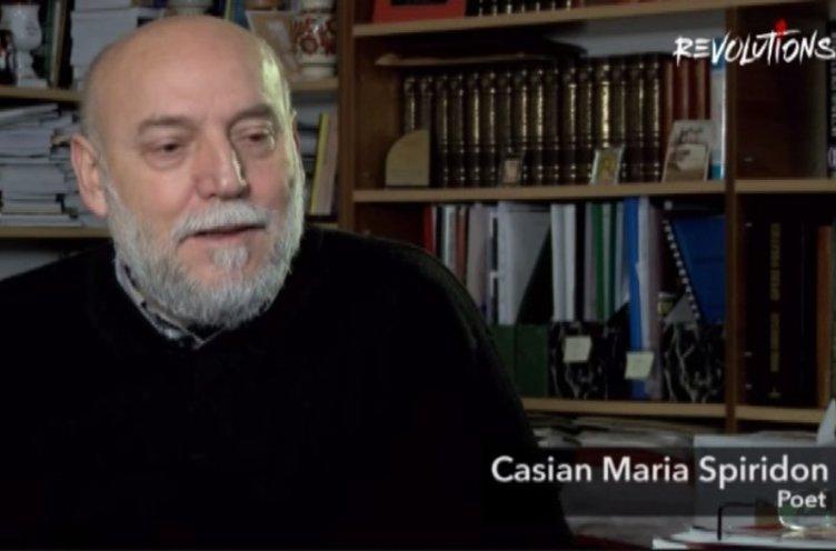 """IAŞI 1989. Cassian Maria Spiridon: """"După ce am fost eliberaţi, au descoperit documentul prin care patru dintre noi urmau să fie executaţi"""""""