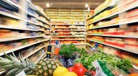 Italia, a doua ţară europeană care obligă supermarketurile să doneze alimentele nevândute