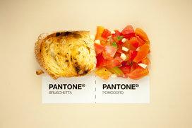 Mâncarea italiană a intrat în Pantone Color System