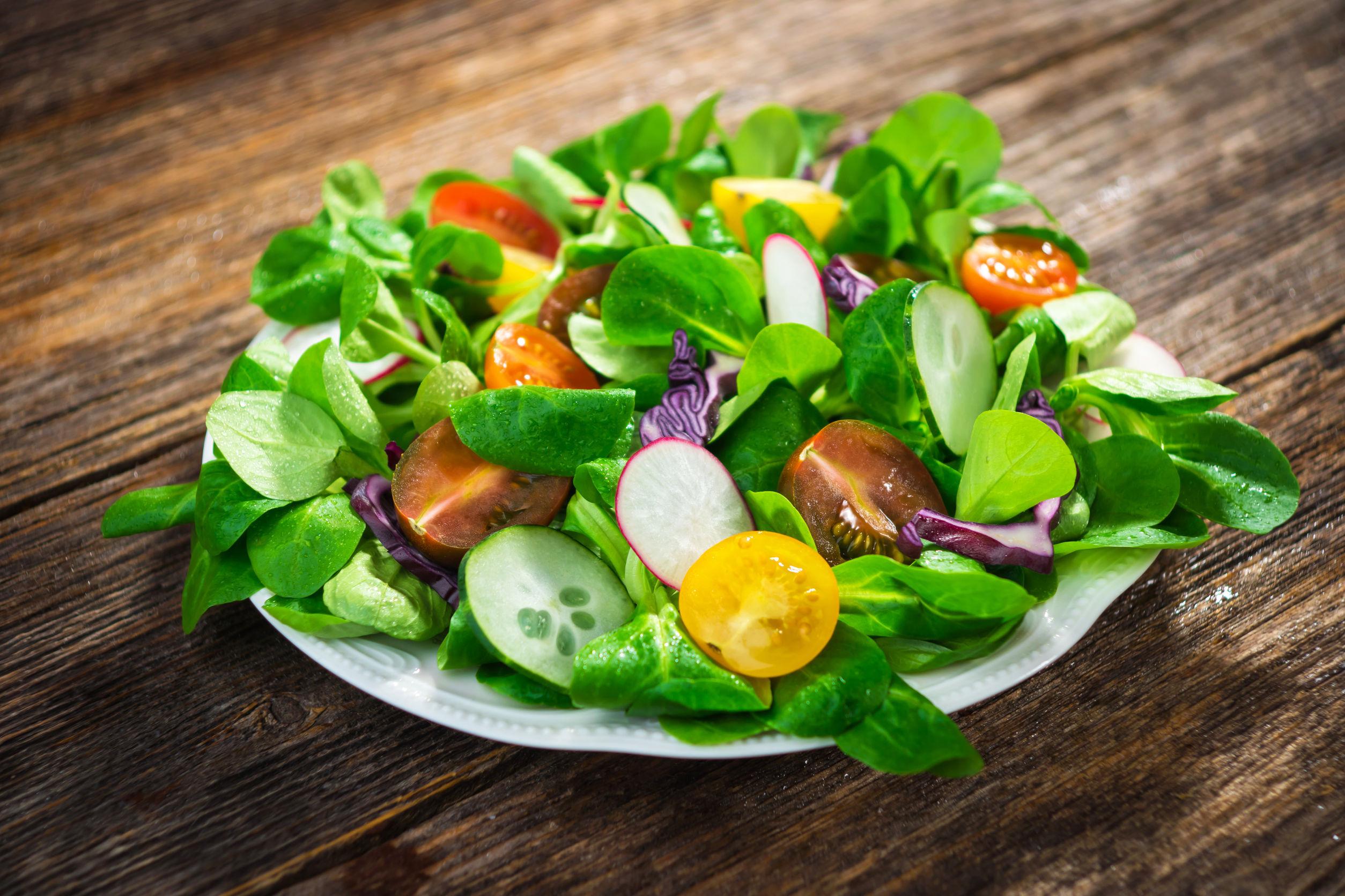 Dieta vegetariană poate produce modificări genetice asociate cu bolile de inimă şi cancerul