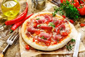 Unde mănânci cea mai bună pizza din lume