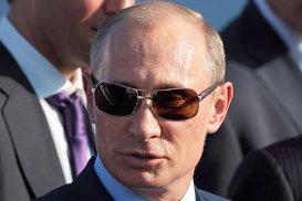 În interiorul cafenelei Vladimir Putin. Unde a ajuns figura lui Obama