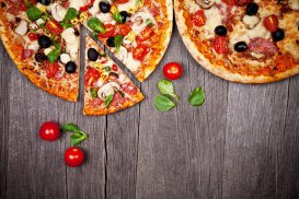 Pizza oriunde şi oricând. S-a inventat cuptorul portabil