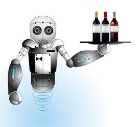 Roboţii chelneri nu se ridică la înălţimea aşteptărilor