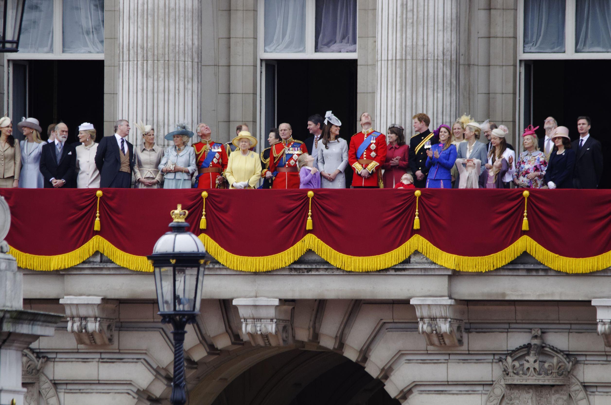 În bucătăria familiei regale a Marii Britanii