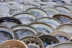 Cei mai buni olari şi bucătari se întrec la Sibiu ca să revitalizeze centrele vechi de ceramică