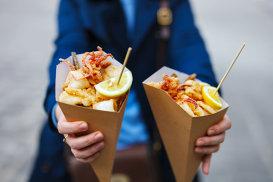 Mâncarea cucereşte strada la prima ediţie Bucharest Street Food Festival, între 8-11 septembrie