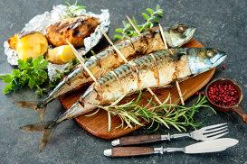 Piaţa de peşte şi fructe de mare din România, creştere de 3%, la 350 milioane euro. Cel mai vândut peşte