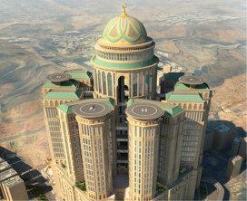 Cel mai mare hotel din lume va avea 70 de restaurante
