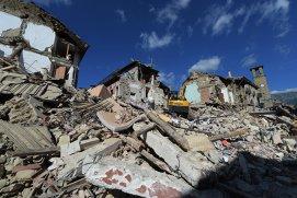 Amatrice, oraşul distrus de cutremur, se pregătea pentru cel mai aşteptat festival culinar al anului