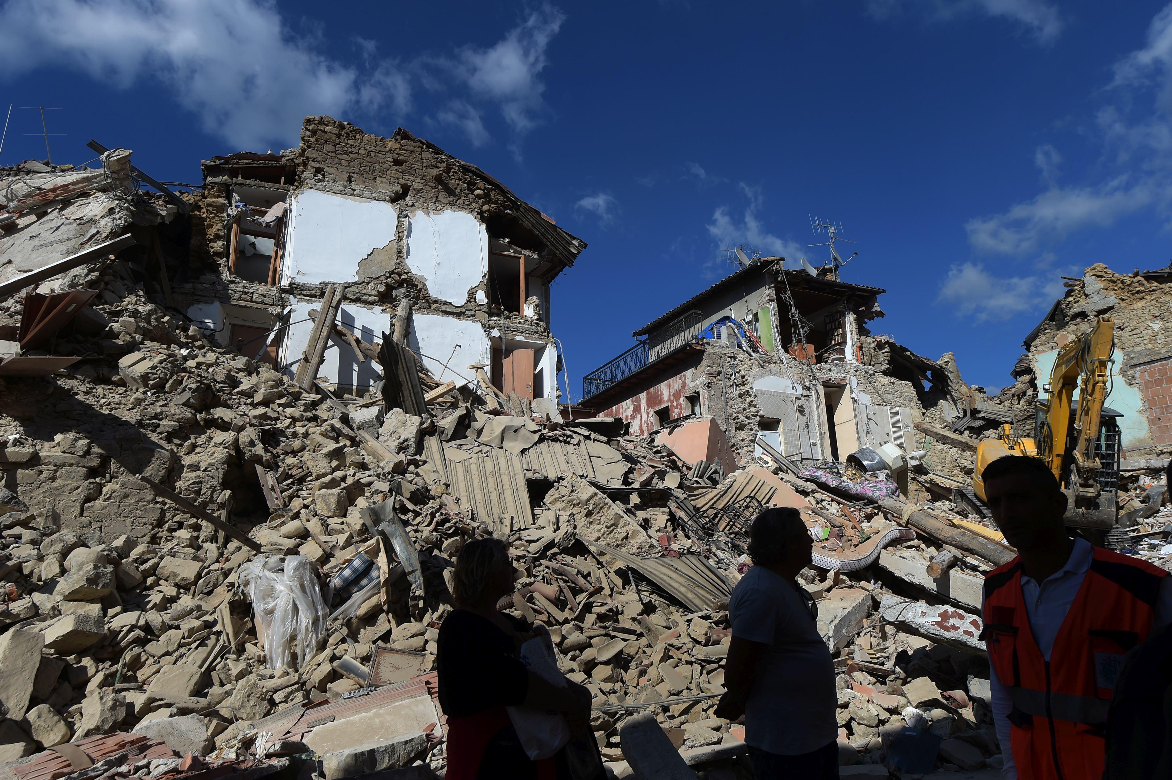Decizia luată de chefi din toată lumea, după devastatorul cutremur din Amatrice