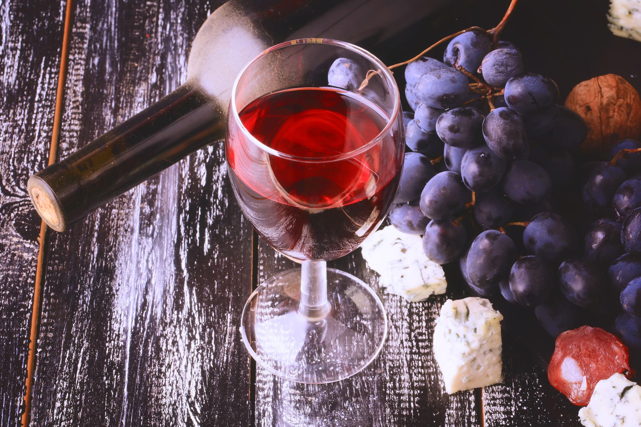Strugurii pentru vin, mai scumpi anul acesta