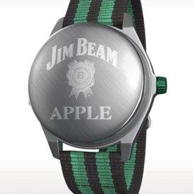 Ceasul de mână care-ţi asigură oricând un shot de bourbon