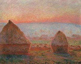 """Record: """"Meule"""" de Claude Monet a fost vândut pentru 81,4 milioane de dolari"""