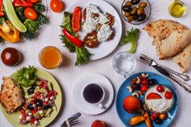 O nouă descoperire despre dieta mediteraneană şi cafeină