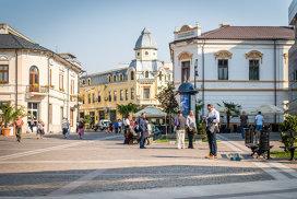Oraşul românesc inclus de Telegraph pe lista destinaţiilor turistice recomandate britanicilor