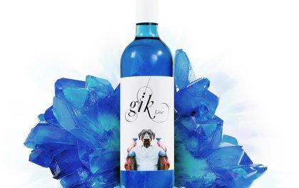 Primul vin albastru din lume, interzis