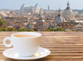 Roma creşte preţul cafelei