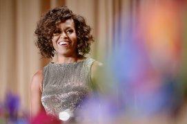 Fosta Primă Doamnă a Americii, Michelle Obama, apariţie surpriză în cadrul unei celebre emisiuni culinare. VIDEO