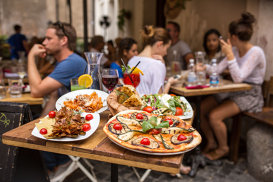 Secretele stilului de viaţă italian. Italia, desemnată cea mai sănătoasă ţară din lume în 2017