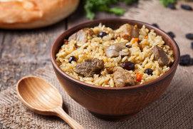Un preparat din orez de 6 tone din Uzbekistan este pe punctul de a intra în Cartea Recordurilor