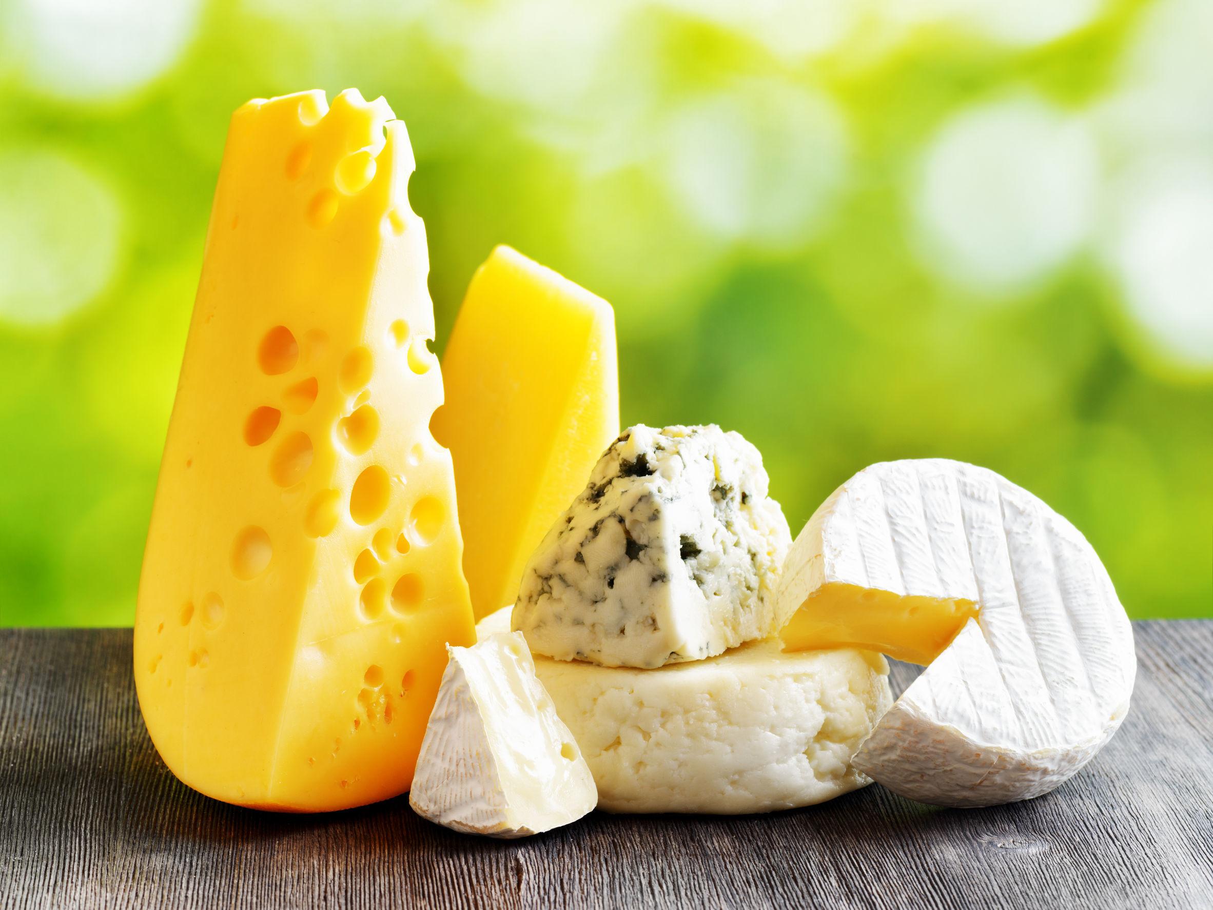 Emmentaler, brânza cu rol de antibiotic natural