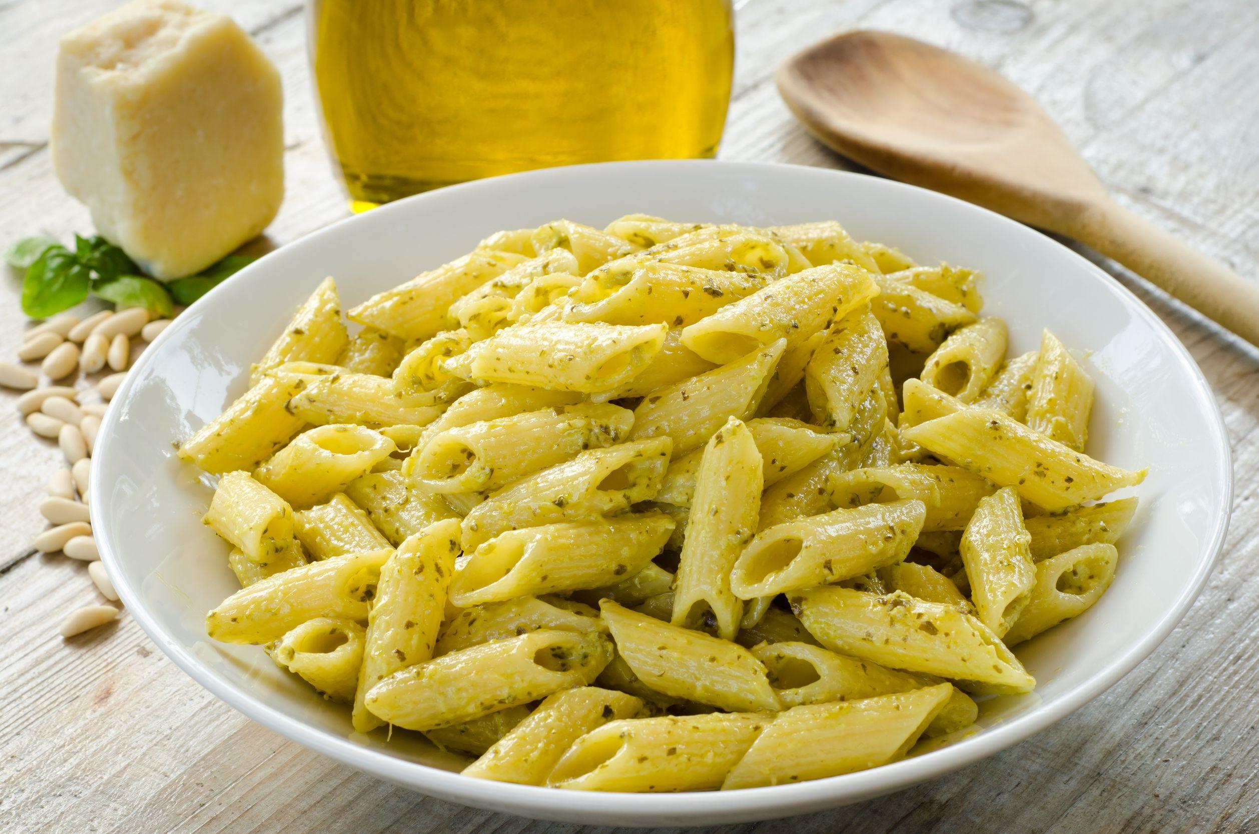 Italienii au descoperit pastele care te apără de infarct