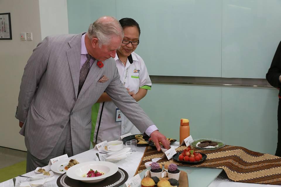 Prinţul Charles reînvie cerealele antice