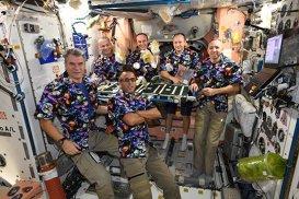 Cum ajung alimentele la astronauţii de pe Staţia Spaţială Internaţională