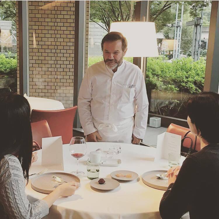 Michel Troisgros, cel bun bucătar din lume
