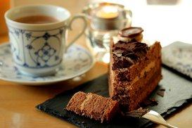 Ciocolata neagră este perfectă la micul-dejun