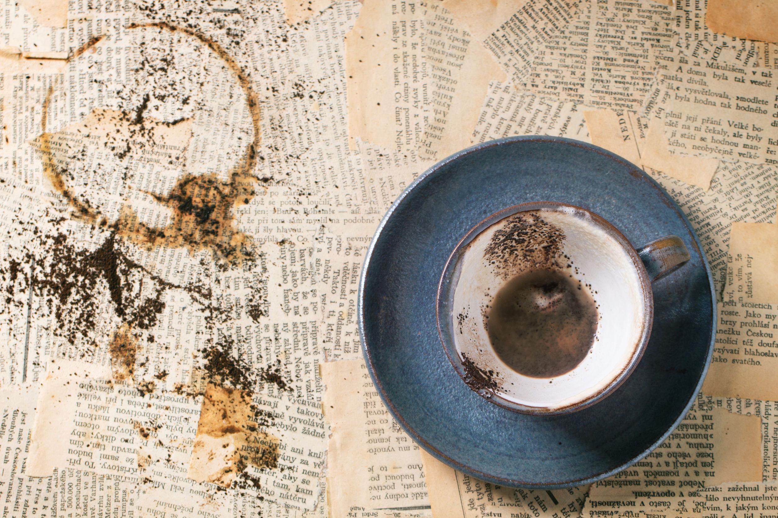 Nu arunca zaţul de cafea. Şase întrebuinţări mai puţin obişnuite