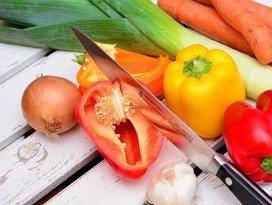Cum trebuie să ţineţi corect un cuţit