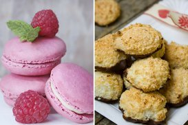 Diferenţa dintre macarons şi macaroons